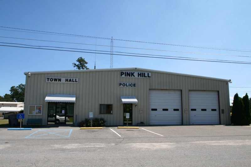 Pink Hill Town Hall